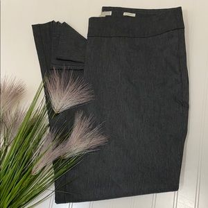 {XL} Dana Buchman Straight Pants